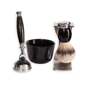 BE SHAVEN MODERN LUXURY KIT