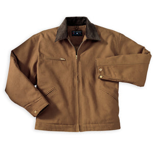 CORNER STONE DUCK CLOTH WORK WEAR JACKET
