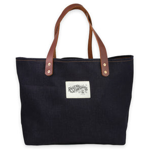 RAILCAR SELVEDGE DENIM BAG