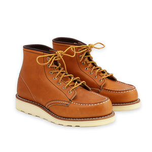 Red Wing Women's Classic Moc Toe Oro Legacy