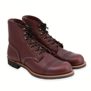 Red Wing Men's Iron Ranger Oxblood