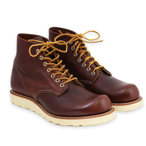 RED WING MEN'S ROUND TOE