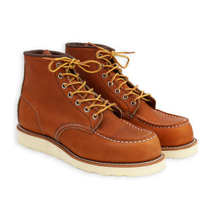 RED WING MEN'S MOC TOE ORO LEGACY