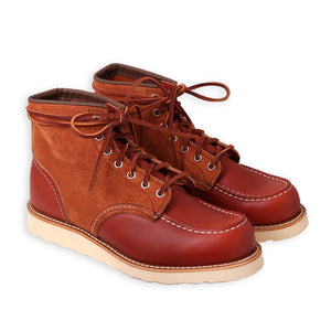 RED WING MEN'S LIMITED EDITION MOC TOE