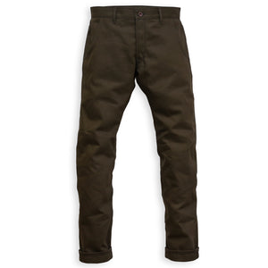 FLIGHT TROUSER SEAWEED GREEN