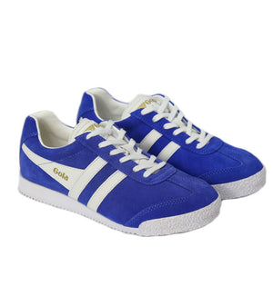 GOLA CLASSICS WOMEN'S HARRIER SUEDE TRAINER