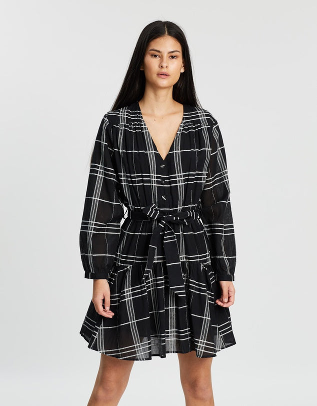 Echo Shirt Dress