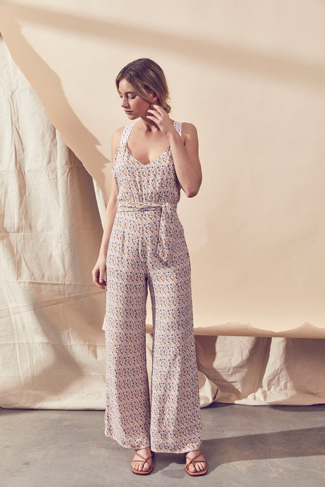 Dreams Jumpsuit in Rumours Floral