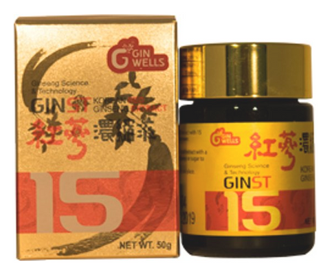 GINST15 Korean Red Ginseng Extract