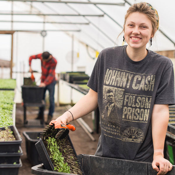Kendall O'Brien - Microgreen Production Manager