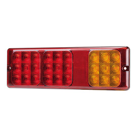 Roadvision LED Combination Lamp Triple BR310 Series Stop/Tail x 2/Indicator
