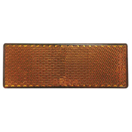 Roadvision Reflector Amber BR61 Series Twin Pack