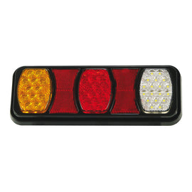 Roadvision LED Combination Lamp Triple BR80 Series Stop/Tail/Indicator/Reverse