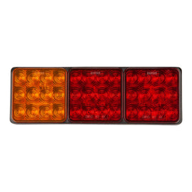 Roadvision LED Combination Lamp Triple BR82 Series Stop/Tail/Indicator