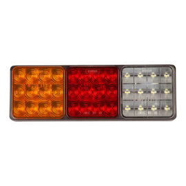 Roadvision LED Combination Lamp Triple BR82 Series Stop/Tail/Indicator/Reverse