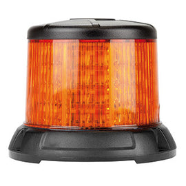 Roadvision LED Beacon Micro Dual Stack Series 10-30V Amber Fixed Mount