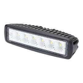 Roadvision Rectangle LED Work Light 18W Flood Beam