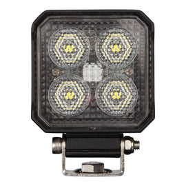 Roadvision Square LED TMT Work Light 25W Flood Beam