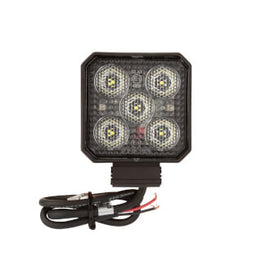 Roadvision Square Compact LED Work Light 5W Flood Beam