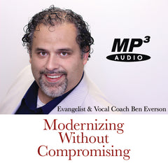 Modernizing Without Compromising - MP3 Teaching Session