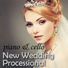 Wedding Processional - Piano & Cello Sheet Music