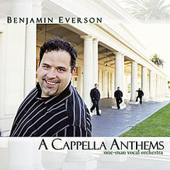 CD: A Cappella Anthems