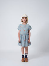 Afbeelding in Gallery-weergave laden, Poppy Prairie T-shape Dress