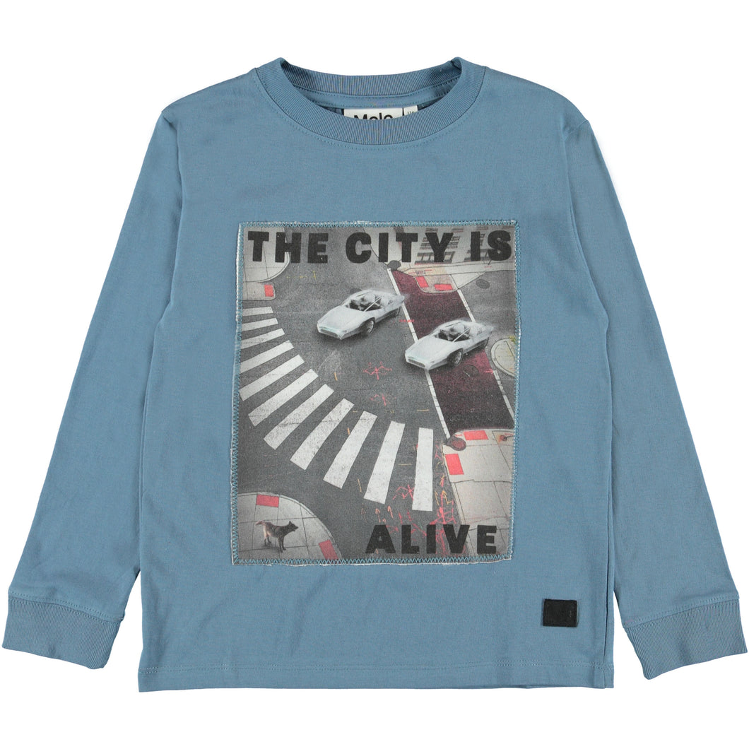 Sweatshirt Renzi City Alive