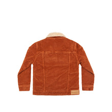 Afbeelding in Gallery-weergave laden, Oversized Jacket Leather Brown