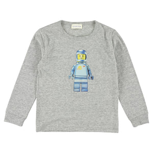 Spaceman Jersey Flanelle