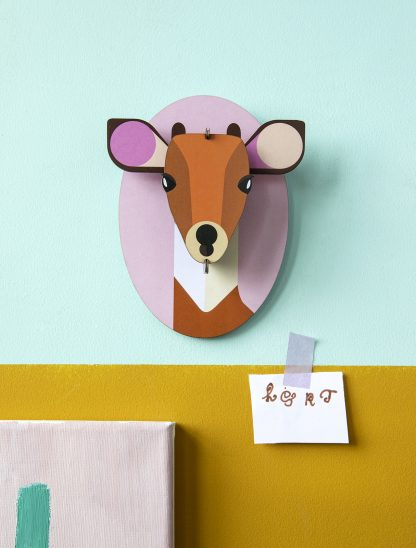 Little Fawn Wall Decoration