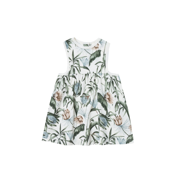 Dress tropical layla