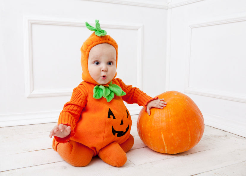 Halloween Last-Minute DIY Baby Costumes