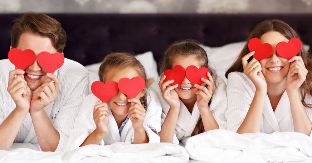 Valentine Ideas to Make Your Kids Feel the Love