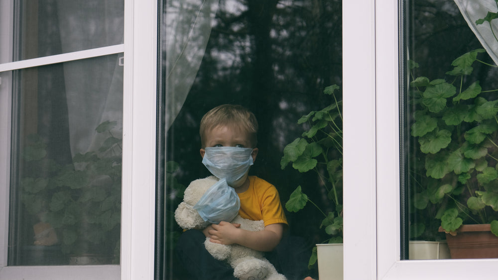 Kids and Quarantine: Reduce the Psychological Impact