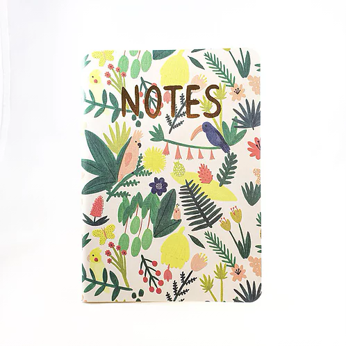 Fancy Notebook