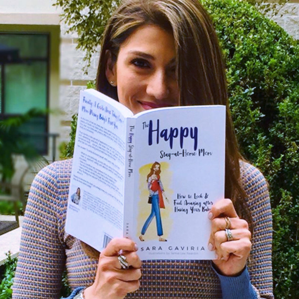 The Happy Stay-at-Home Mom Book