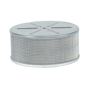 Small aluminum flame arrestor