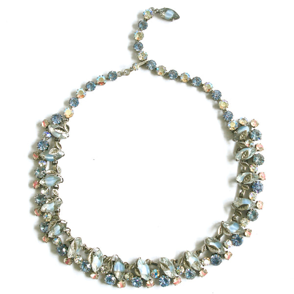 1950s Vintage Vendome Rhinestone Necklace