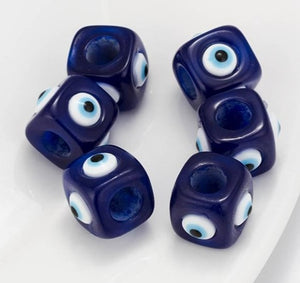 Panacea Protection Eye Blue beads (individual)