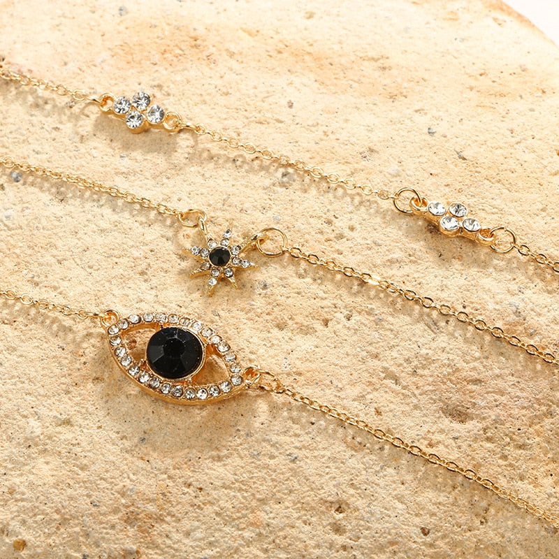 Starry Night choker