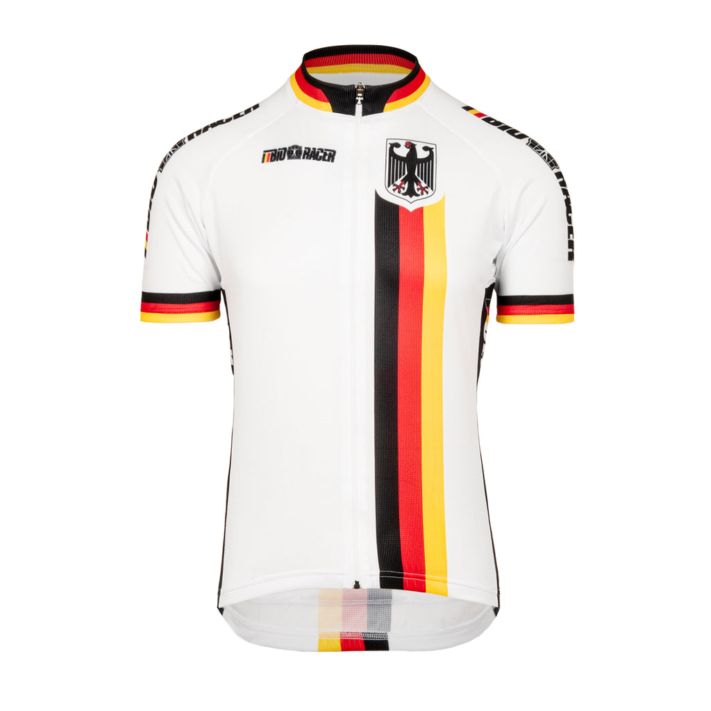 Germany Short Sleeve Jersey