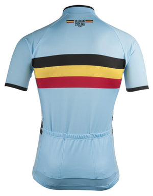 Belgium Short Sleeve Jersey New