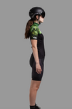 Star Wars -JERSEY SS PLANET - WOMEN-Green - ENDOR