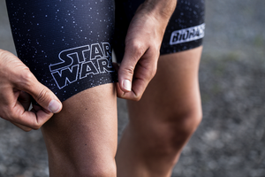 Star Wars -BIBSHORT EPIC - WOMEN-Black