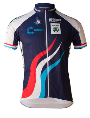 Luxemburg Short Sleeve Jersey