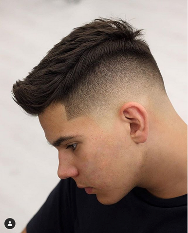 Best men's hairstyles for a clean shaven face - @liviudoeshair