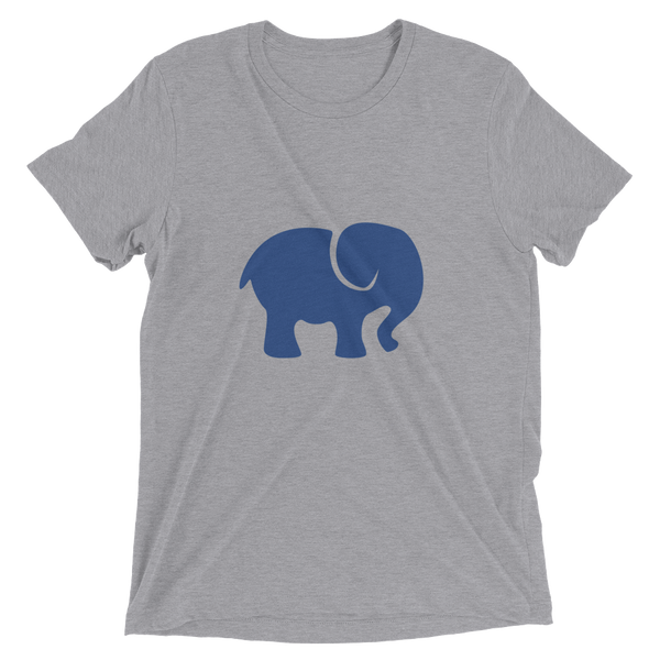 Elephant Short Sleeve Unisex Tee