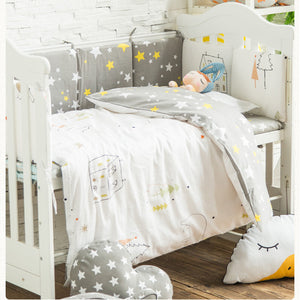 2ca3a25e5469 Baby Bedding – Cubs and Fawn