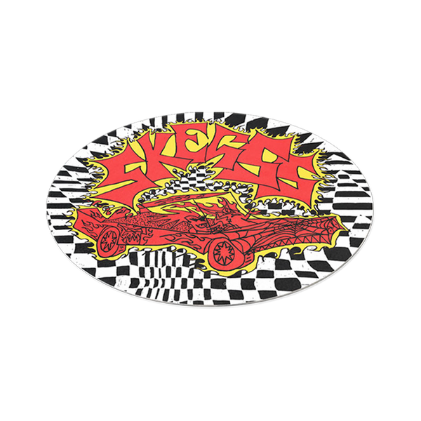 Hot Rod Slipmat